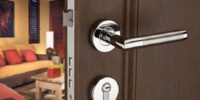 باز کردن درب ضد سرقت